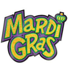 It's Mardi Gras Time!!